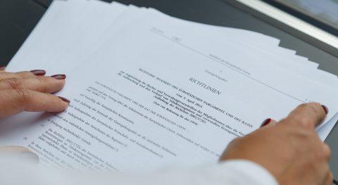 Reemtsma, Gesetze-Richtlinien-Verantwortung